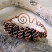 Coiled Bangle