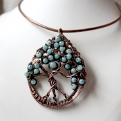 Amazonite Tree of Life