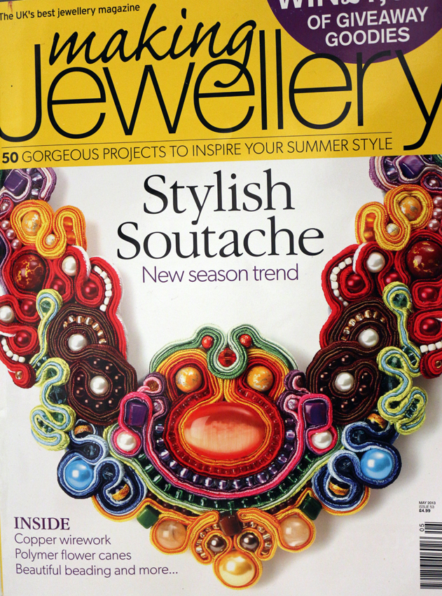making jewellery magazine Issue 53